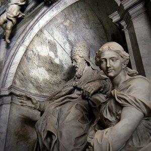 Pope Leo XI Burial Site