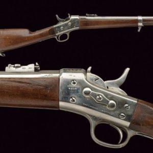 Rolling Block Remington Carbine Rifle
