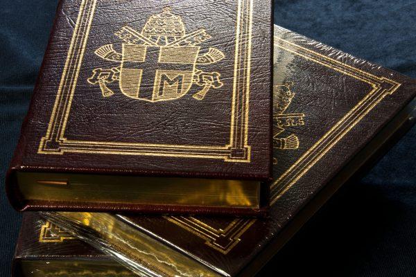 Pope John Paul II: Easton Press Collectible Books, Signed