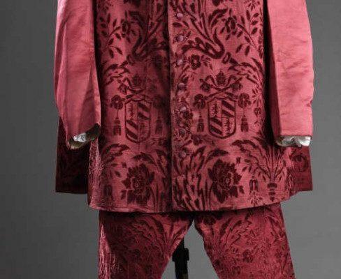 Bl. Pius IX: The Uniform Worn by the Bearers of the Sedia Gestatoria