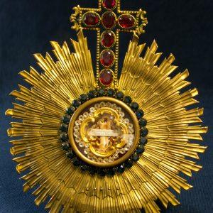 Pope St. Victor I: Bone Relic