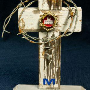 St. Maximilian Kolbe: 1st Class Relic