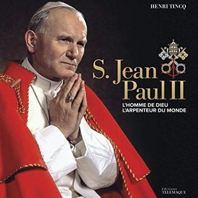 The  Publication of Saint John Paul II by French Journalist, Henri Tincq