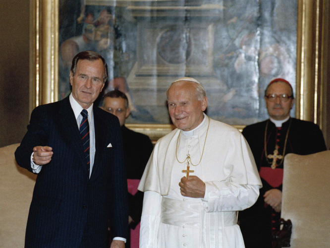 American Presidents & Our Popes | Papal Artifacts