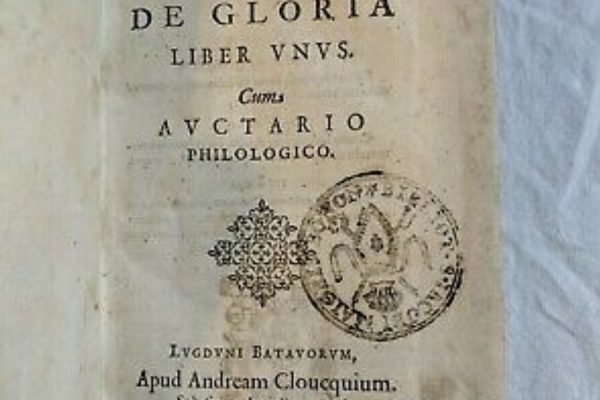Clement VIII: A Vatican Library Text from 1601 with Stamps